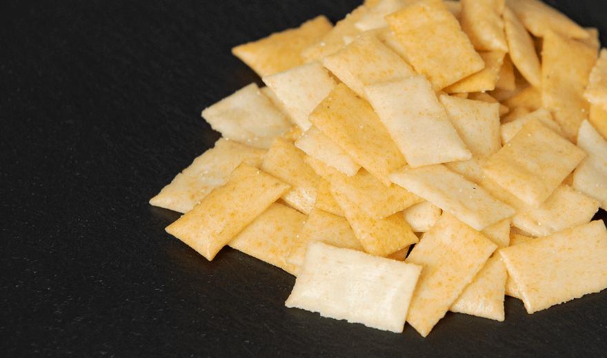 煎餅とおかきの根本製菓 【ねもとのあられ】 小さなサラダあられ