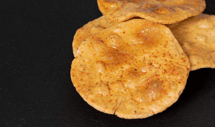 煎餅とおかきの根本製菓 【ねもとの煎餅】 青のり一味醤油煎