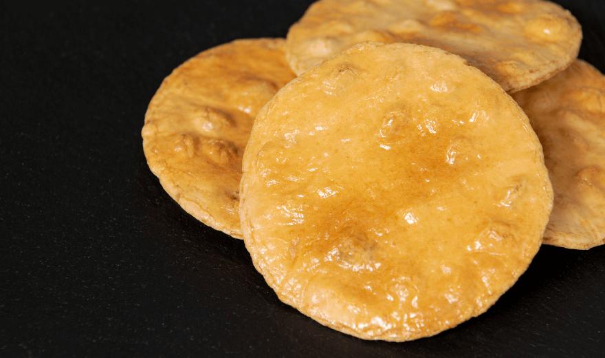 煎餅とおかきの根本製菓 【ねもとの煎餅】 薄焼醤油煎