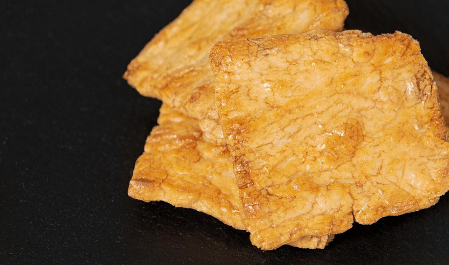 煎餅とおかきの根本製菓 【ねもとのおかき】 昔焼(鬼角)