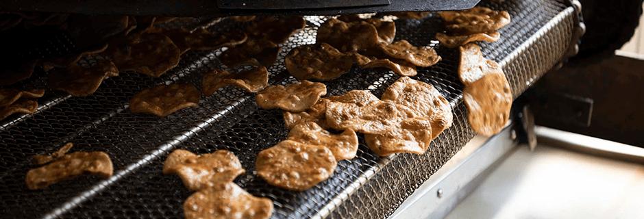 煎餅とおかきの根本製菓|工場直販店舗